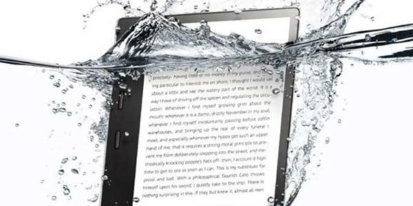 آمازون از نخستین تبلت ضد آبش رونمایی کرد